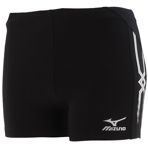 Тайтсы спринт (W) Mizuno Team Run W`s Short Tight
