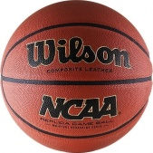Wilson NCAA Replica Game Ball / Мяч для баскетбола