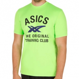 Футболка Asics SS Performance Asics Stripes Tee