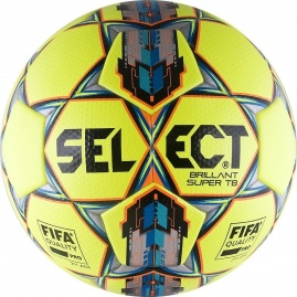 Select brillant super fifa tb yellow / Мяч для футбола