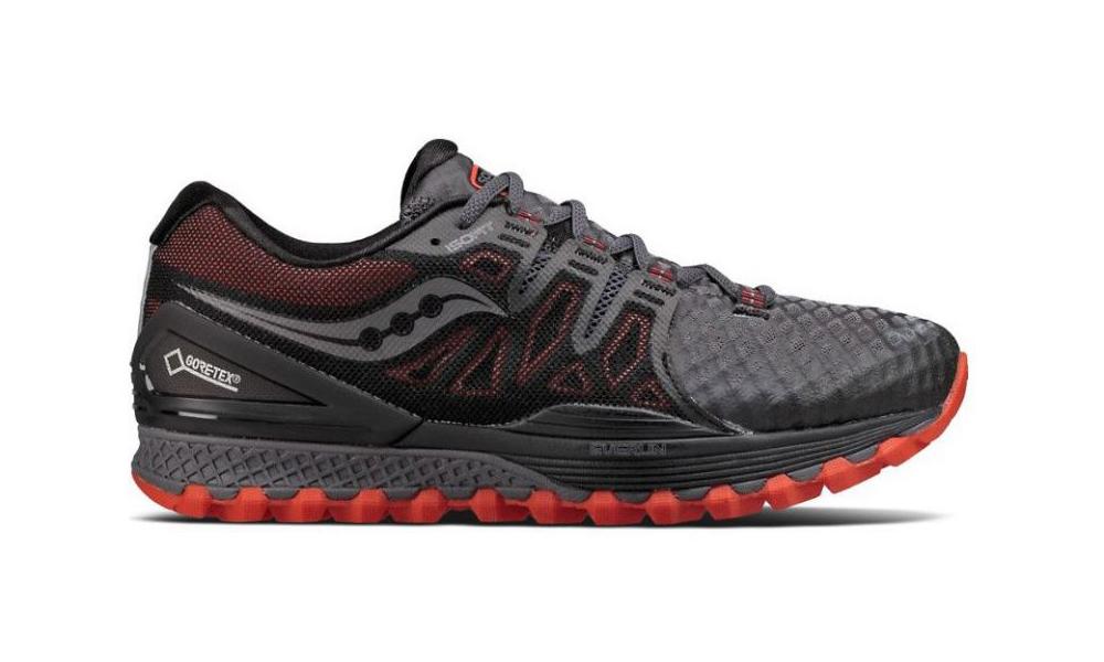 Купить беговые кроссовки Кроссовки SAUCONY Xodus ISO GTX в интернет ... 7493b24322c7b