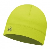 Шапка Buff Thermonet Hat Solid Yellow Fluor