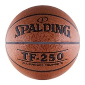 Spalding tf-250 all surface / Мяч для баскетбола  (74-532z)